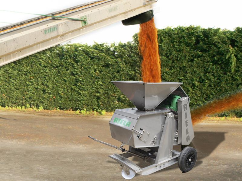 RIELA® Mobile conveyor belts