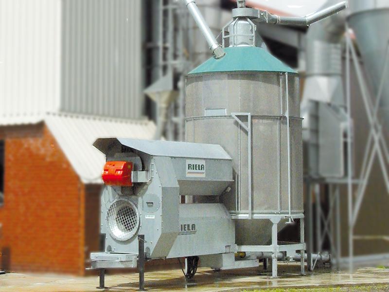 RIELA® Mobile Dryer