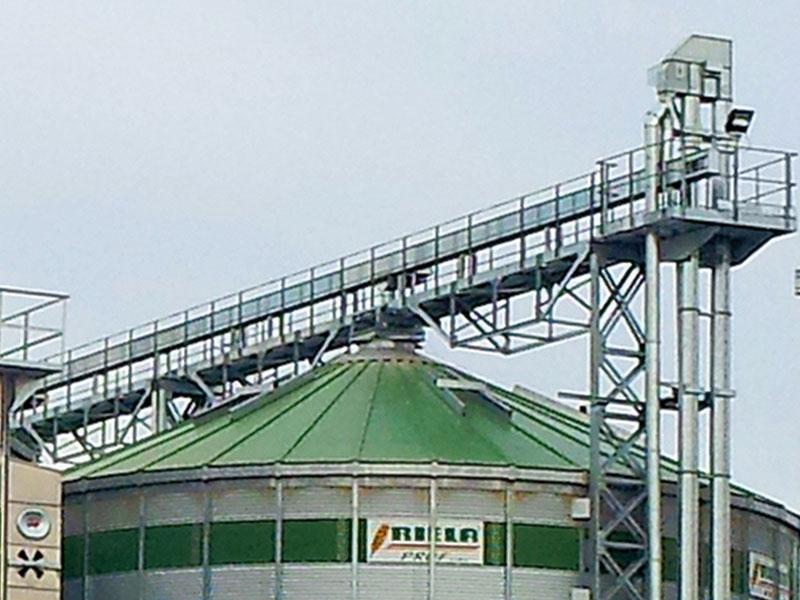 RIELA® Trough chain conveyor