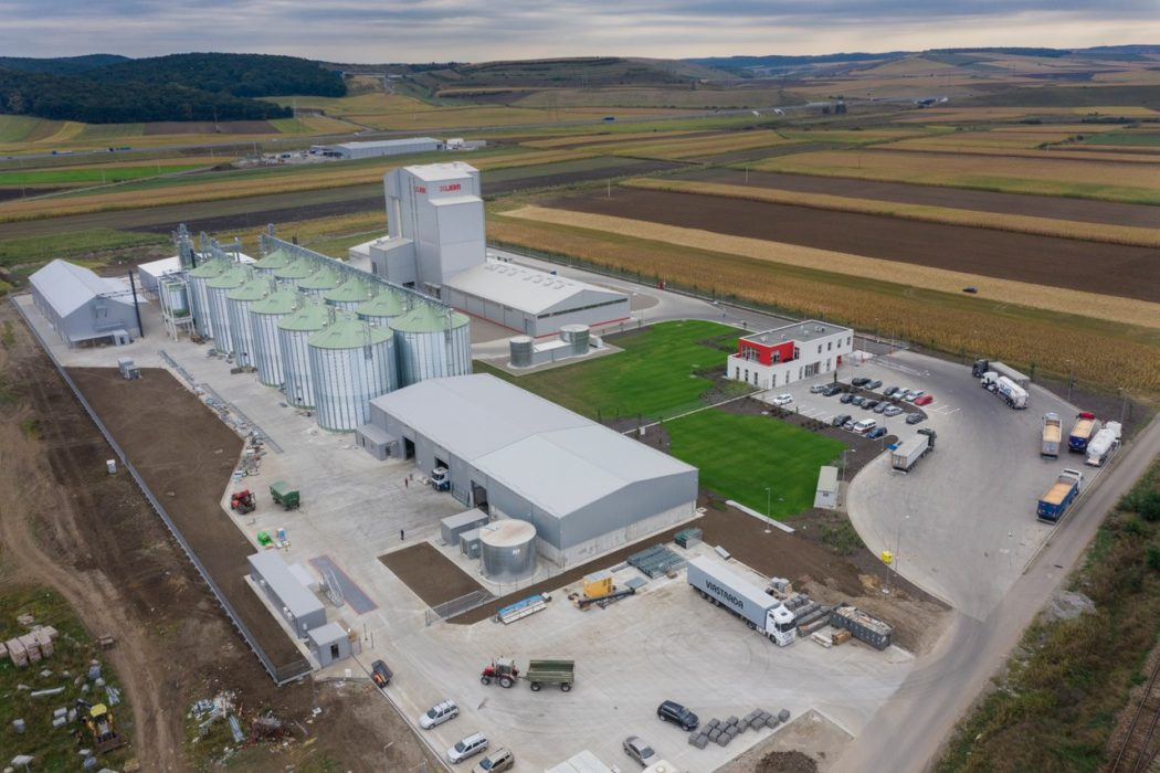 Facilities in Romania