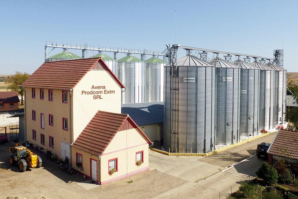 Anlagen Rumänien 15 Avena