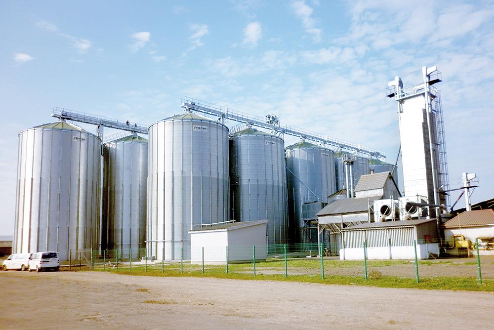 Anlagen Ukraine 18 Agrofirma Majak