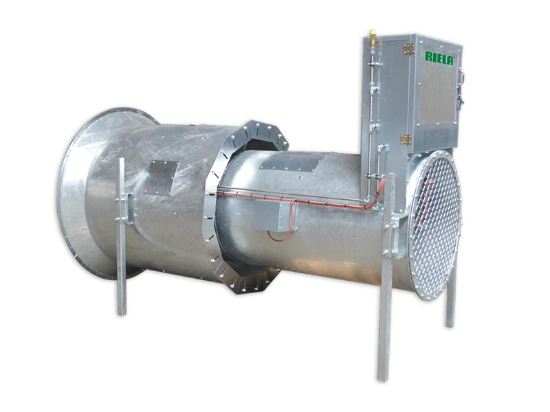 RIELA® Warm Air Heaters