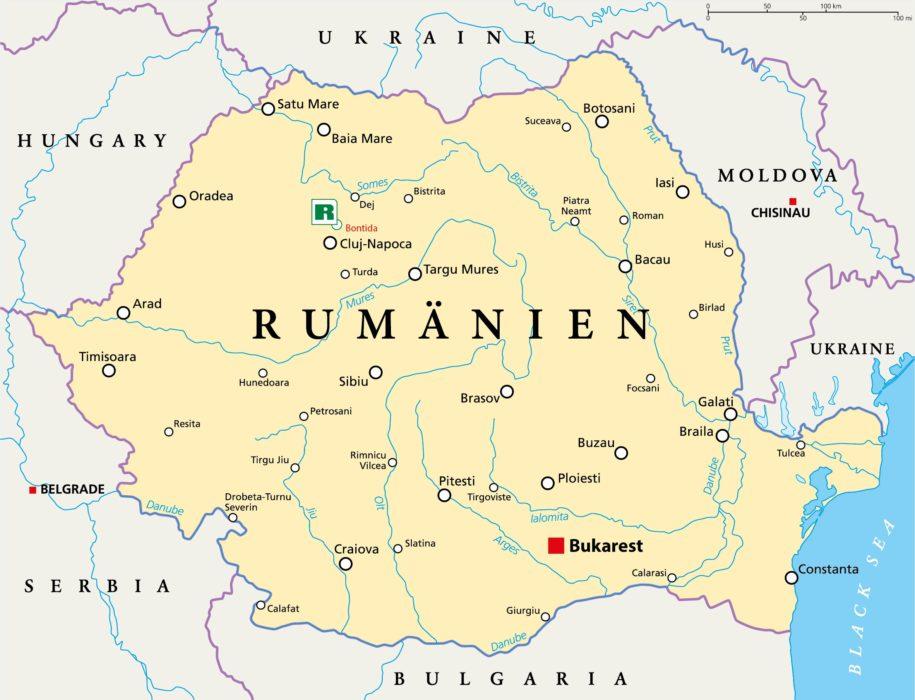 RIELA® Rumänien