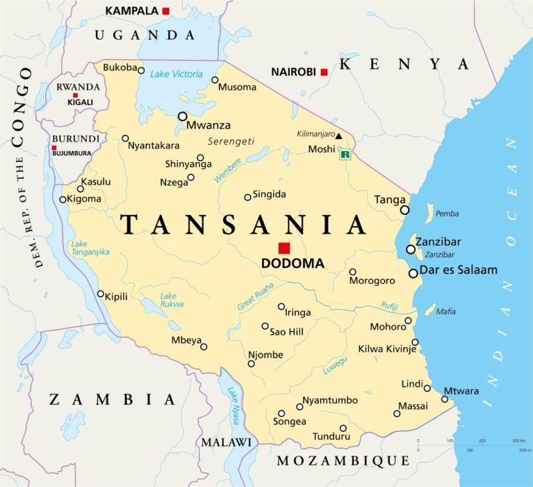 RIELA® in Tansania