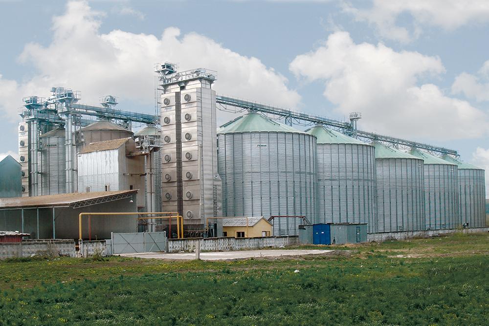 Facilities in Russia