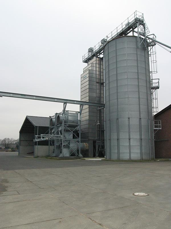 Anlagen in Niederlande