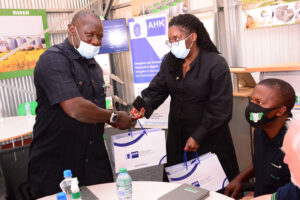 Opening of a Technology Center on Hadum Farm