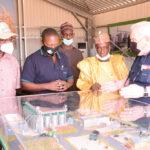 Eröffnung eines Technologie-Zentrums auf der Hadum Farm